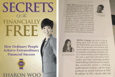 Millie Leung Secrets of the Financially Free Millie Leung
