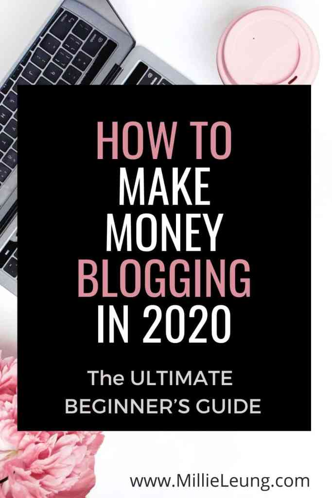How To Make Money Blogging in 2020?