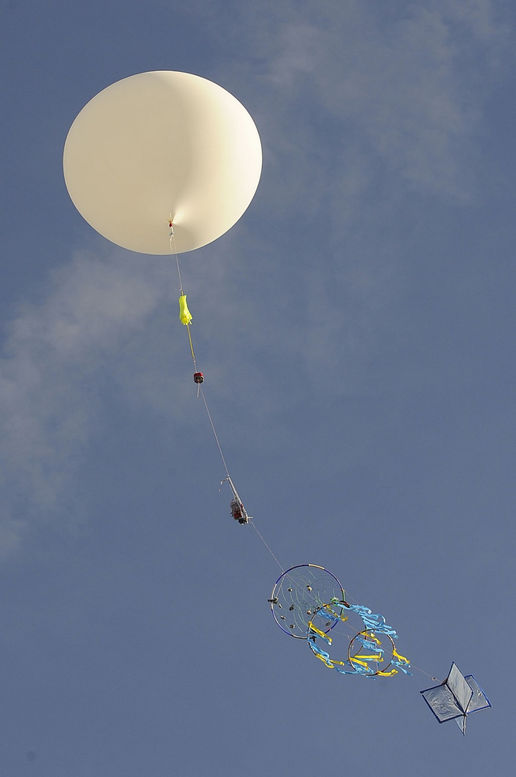 Science Heads' High Altitude Balloon STEM Program
