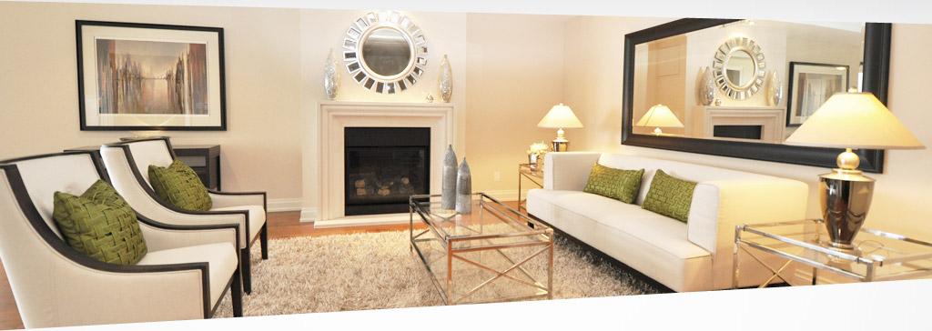 Staging Furniture Rental In Mississauga Oakville