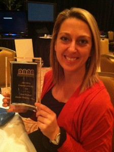 RESA 2012 Staging Company of the Year