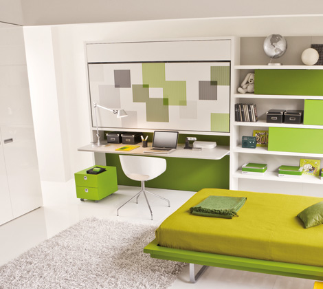 living in a small space functional furniture