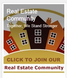 home staging hangout in the real estate community
