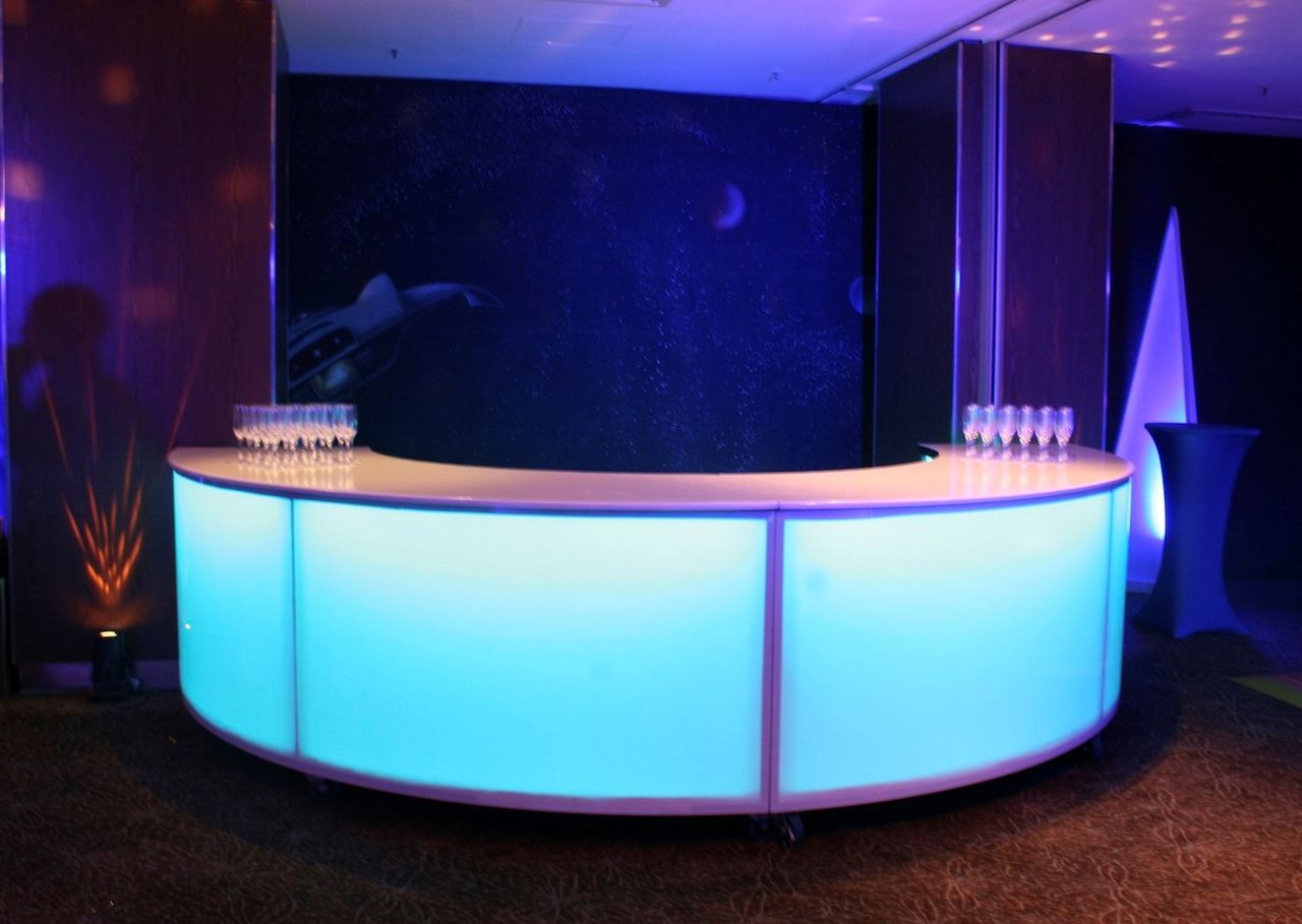chair covers round rockin roller desk staging dimensions , brisbane prop hire, event theme, inflatable hire ...