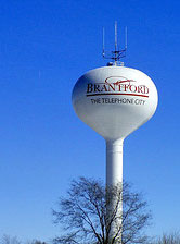 Brantford staging