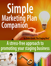 Home Stagers Marketing Plan Companion