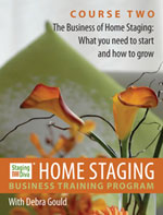 Course 2: The Business of Home Staging