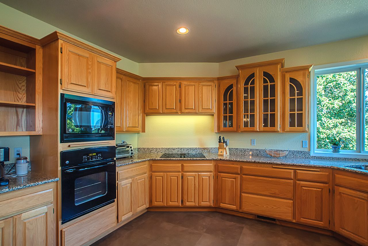 Tired of oak cabinets in your kitchen  Creative Concepts