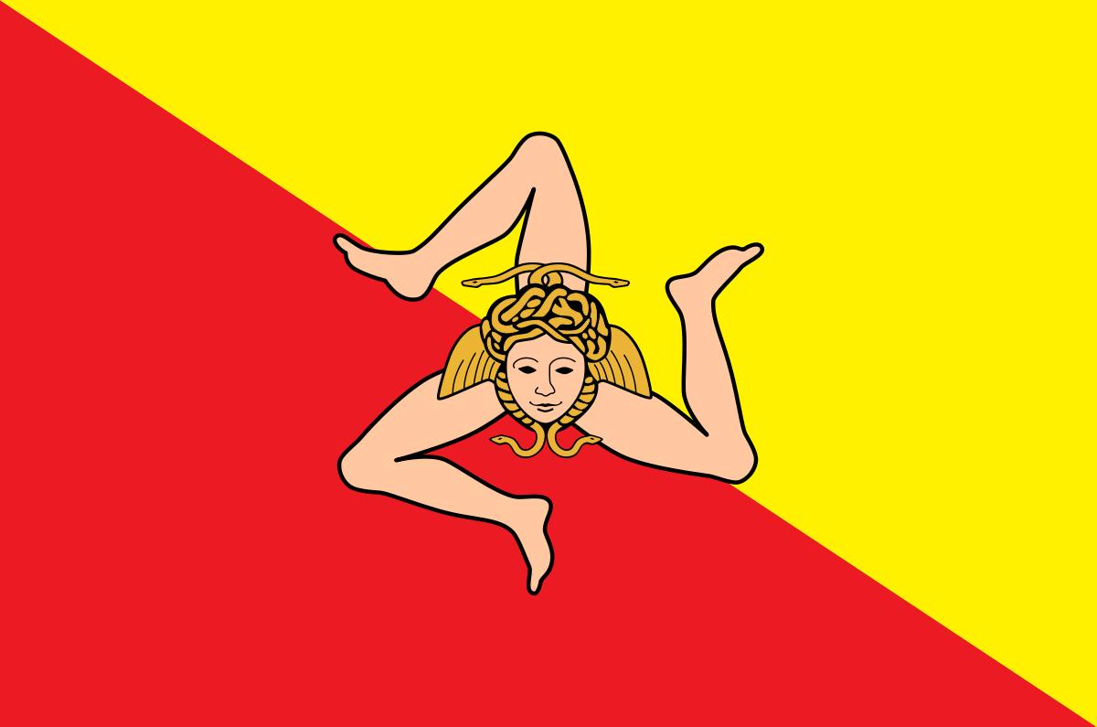 Kitesurf in Sicilia: bandiera
