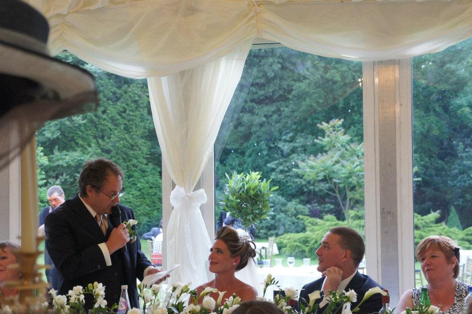 JOHN RADFORD AND CAROLYN STILL ARE MARRIED  Stagsnet