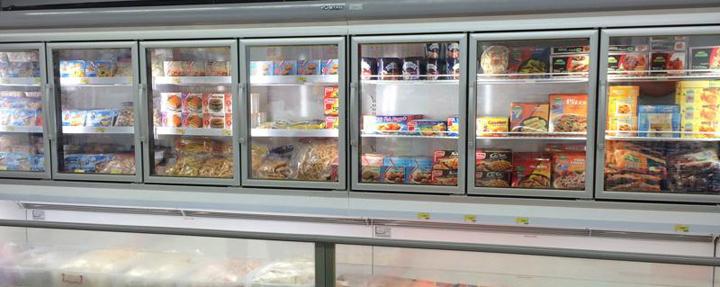 vente vitrines refrigerees pour