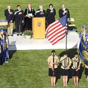 Jody Stahancyk, Distinguished Alumni and Guest Speaker at CCHS 2011 Graduation