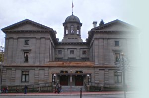 Portland Pioneer Courthouse
