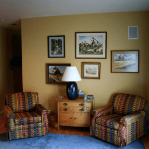 Interior of the SK&H Prineville office.