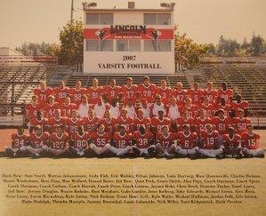 LHS 2007 team.