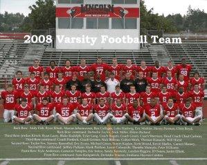 2008 Cardinals Team Photo.