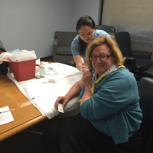 Protect your employees during flu season