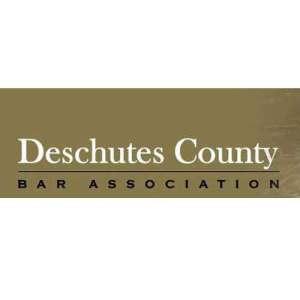 Deschutes County Bar Association Logo.