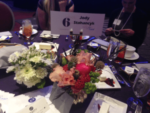 Equity Foundation's Women Who Lead Luncheon Stahancyk Table
