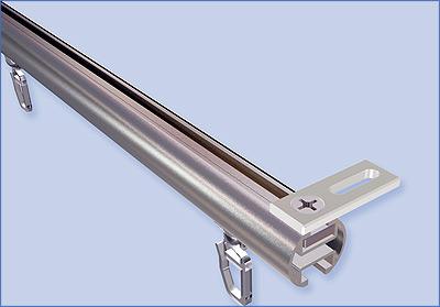 aluminium room divider railings and