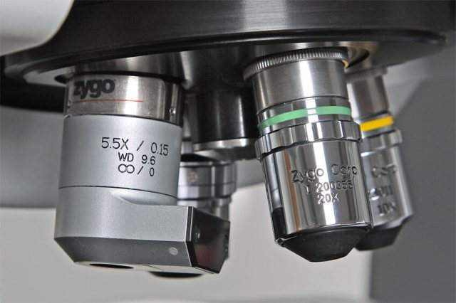3D measurement view of workpiece