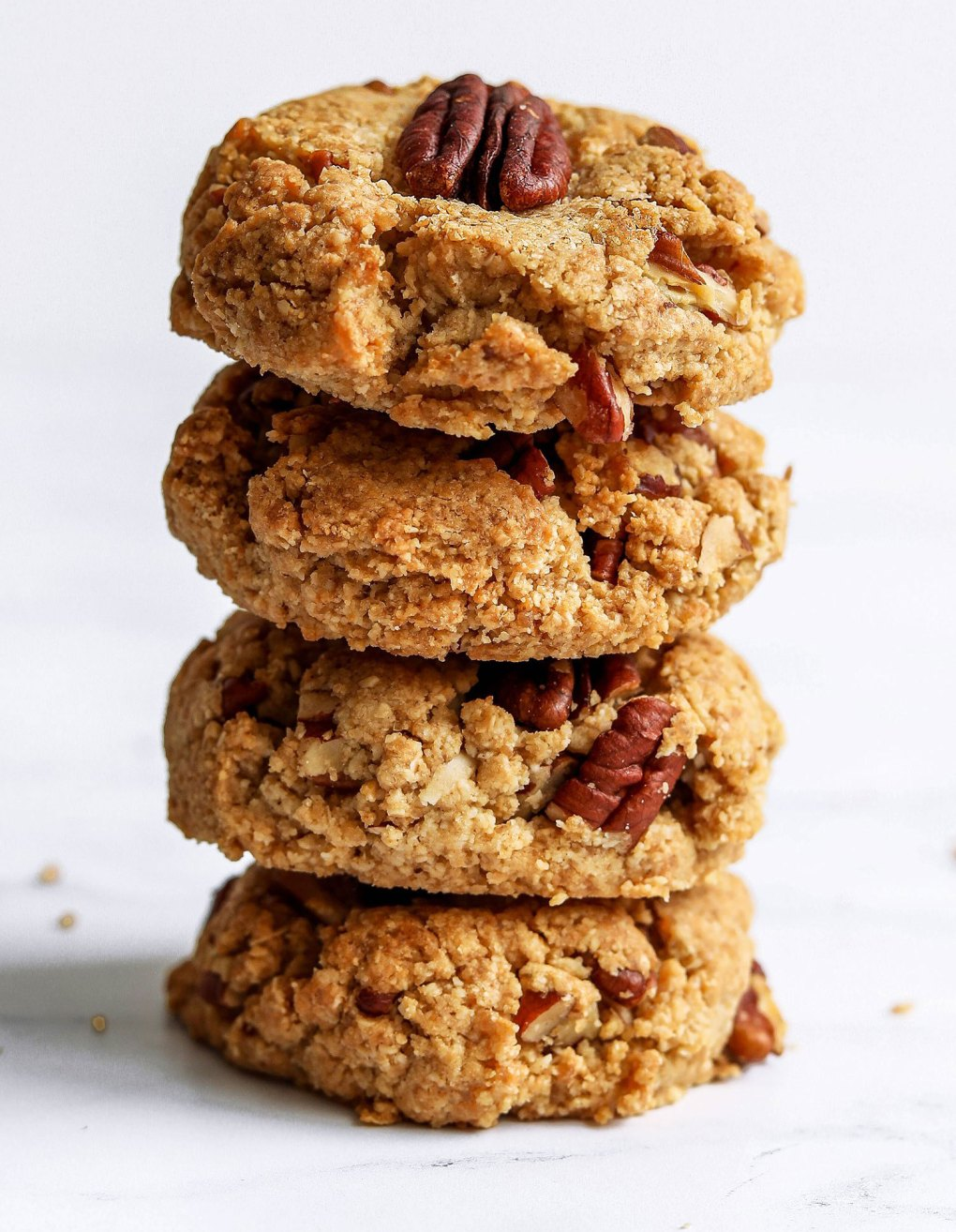 Vegan Pecan Cookies
