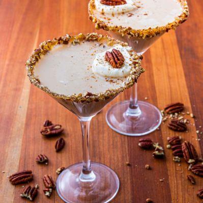 Pecan Cocktails