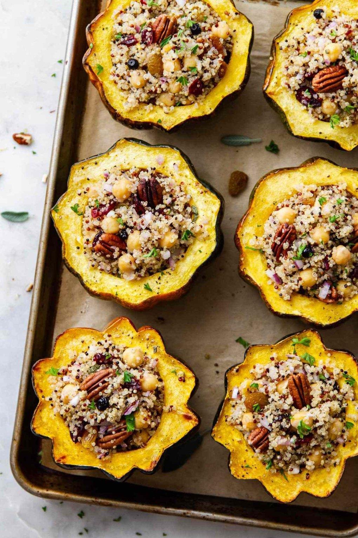 Healthy food pecan