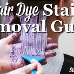 How To Remove Hair Dye Stain From Leather Sofa Dfs Furniture 2 Seater Sofas Removal Guide The Ultimate For Clothing Upholstery Carpet Hard Surfaces