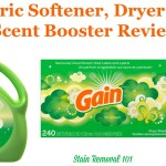 Gain Fabric Softener Dryer Sheets Scent Booster Reviews Information