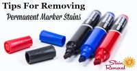 how to get permanent marker stain out of carpet - Home The ...