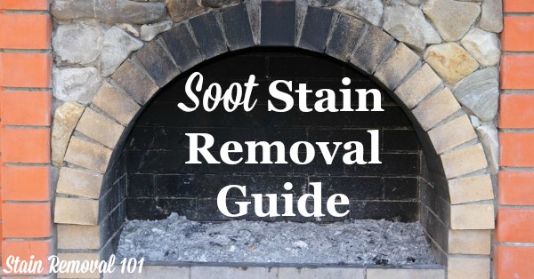 Soot Stain Removal Guide
