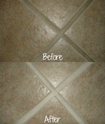 Magic Eraser Left Marks On Floor
