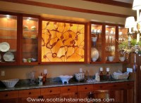 Stained Glass Kitchen Windows & Cabinets Dallas | Stained ...