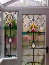 Domestic Stained Glass Gallery - The Stained Leaded Glass ...