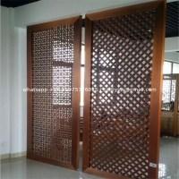 metal stainless steel sliding doors interior room divider ...