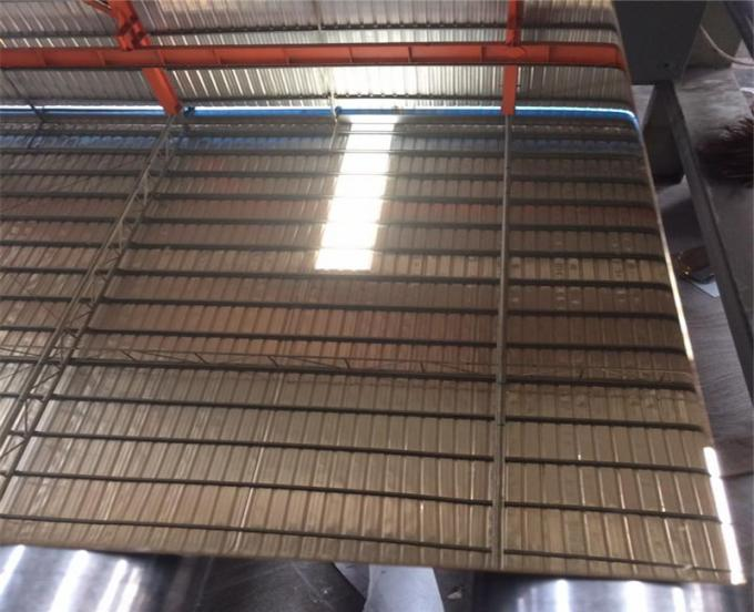 AISI 201 mirror stainless steel sheet 8k/6k polished size 1219*2438mm