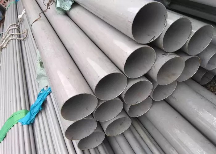 ASTM Standard C276 Hastelloy Pipe For Petrifaction Field Corrosion Resistance