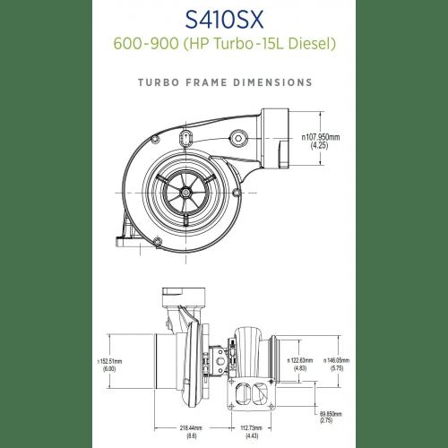 478 Big Semi CAT Turbo