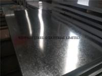 4X8 Galvanised Steel Coil / Flat Galvanized Sheet Metal ...