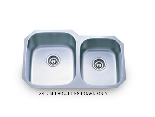 Pelican 801 Grid Set  Cutting Board Stainless Sinks