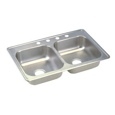 33x19 kitchen sink best cabinet ideas elkay dayton 4h select kit stainless d233194