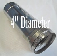 Z-Vent Stainless Steel Vent Pipe IN STOCK! AL29-4C ...