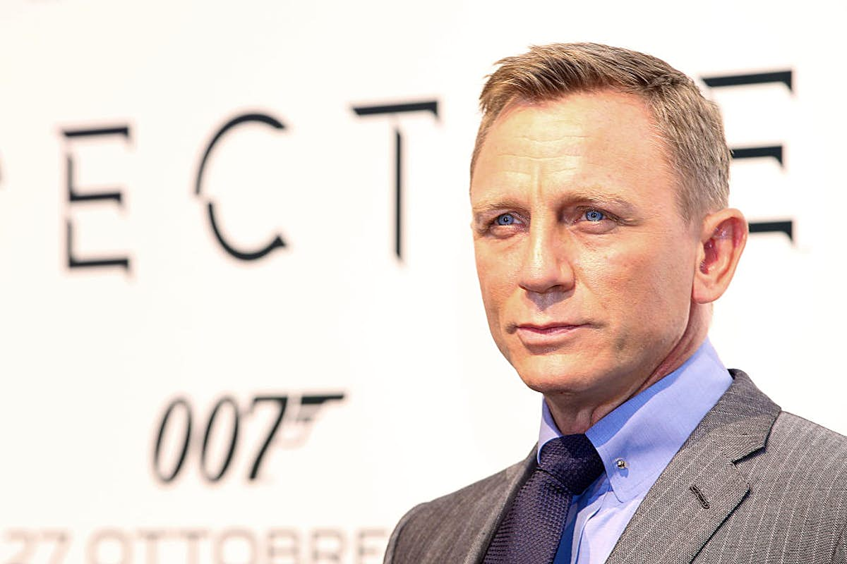 The new James Bond movie is now filming in the south of Italy