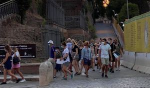 Italy loses 70 per cent of foreign tourists in August