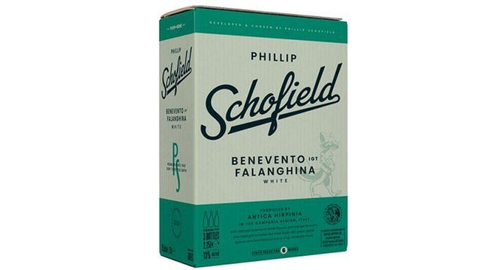 Phillip Schofield launches wine range -