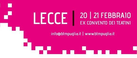 Btm 2020 tourism fair returns to Puglia in February