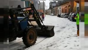 Watch: extraordinary hailstorm hits Puglia, in southern Italy