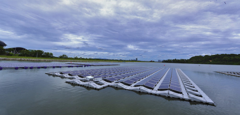 Eni plans Italy's first utility scale floating PV plant of 14 MW – pv magazine International -