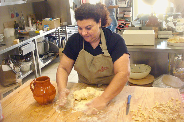 Food of Apulia Finds Its Way to New York
